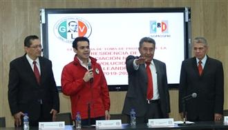 INVALUABLE, EL APOYO DE LAS FUERZAS ARMADAS PARA LA CONSOLIDACIÓN DEL PRI Y DE MÉXICO: PABLO ANGULO