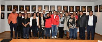OFRECE ALEJANDRO MORENO RESPALDO DEL PRI A LOCATARIOS DE LOS MERCADOS PÚBLICOS SINIESTRADOS EN LA CIUDAD DE MÉXICO