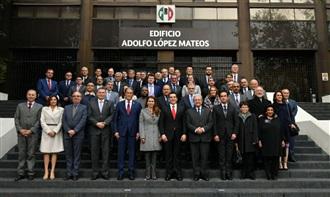 EL PRI SIEMPRE HA GARANTIZADO LA PAZ, LA ARMONÍA Y LA SEGURIDAD DE LOS MEXICANOS: ALEJANDRO MORENO