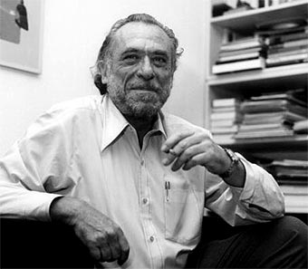 Nacía el escritor, Charles Bukowski