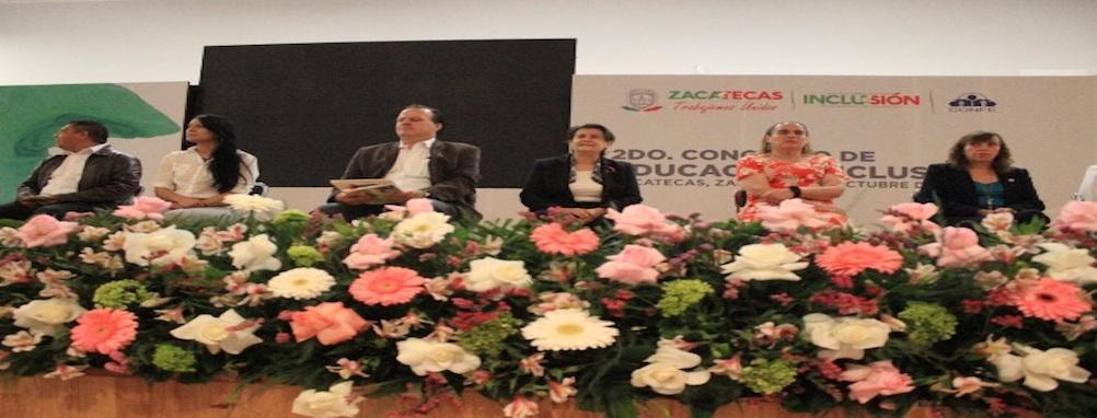 Se efectuó el segundo Congreso de Educación Inclusiva