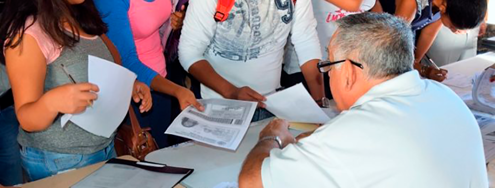 Se adelantarán pagos a personas con discapacidad: Mario Moreno