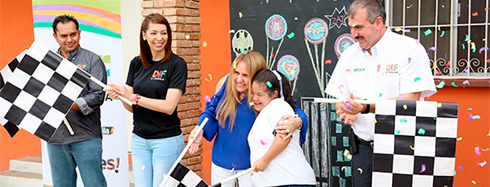 Fomenta Coahuila la autonomía de la población con discapacidad: Marcela Gorgón