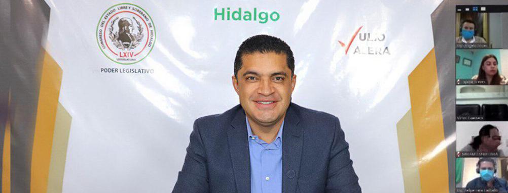 Presenta PRI iniciativa para prevenir discriminación en Hidalgo