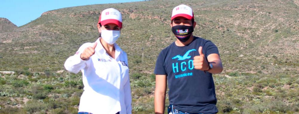 Trabajará Luz Elena por la inclusión social