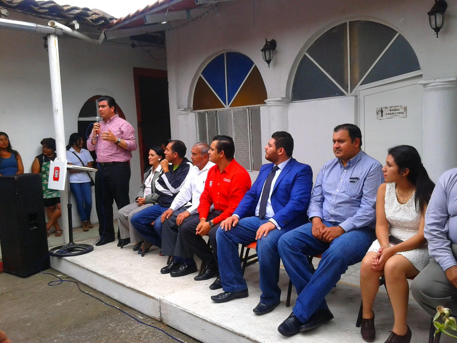 Pri abre comedor comunitario en coatepec lic cessa for Proyecto social comedor comunitario