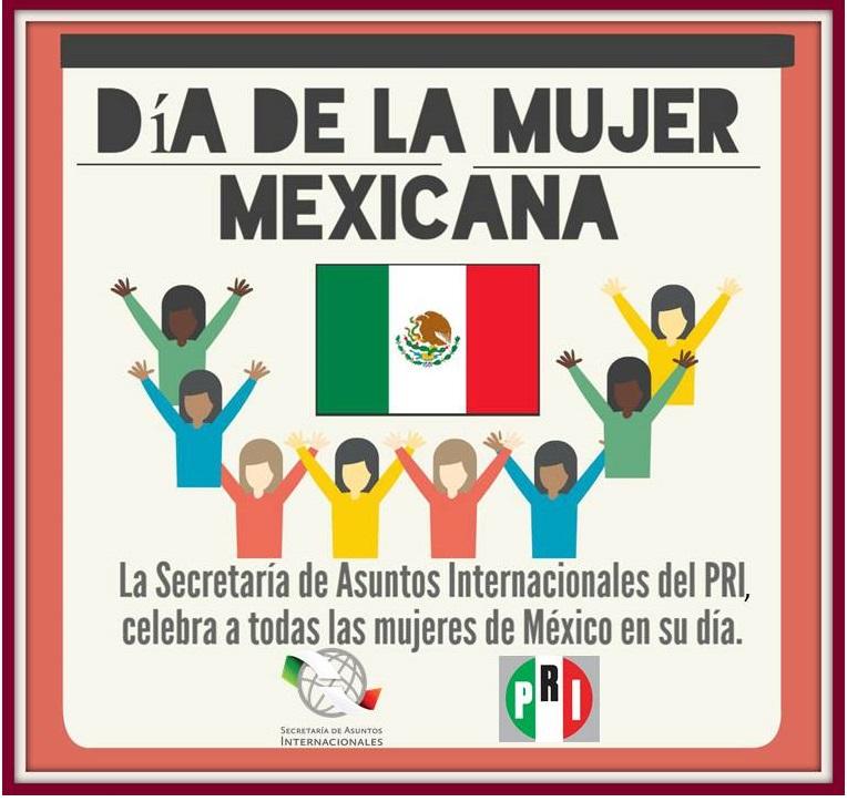 Día de la Mujer Mexicana