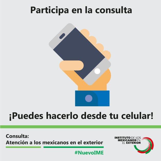 Consulta Atenci N A Los Mexicanos En El Exterior
