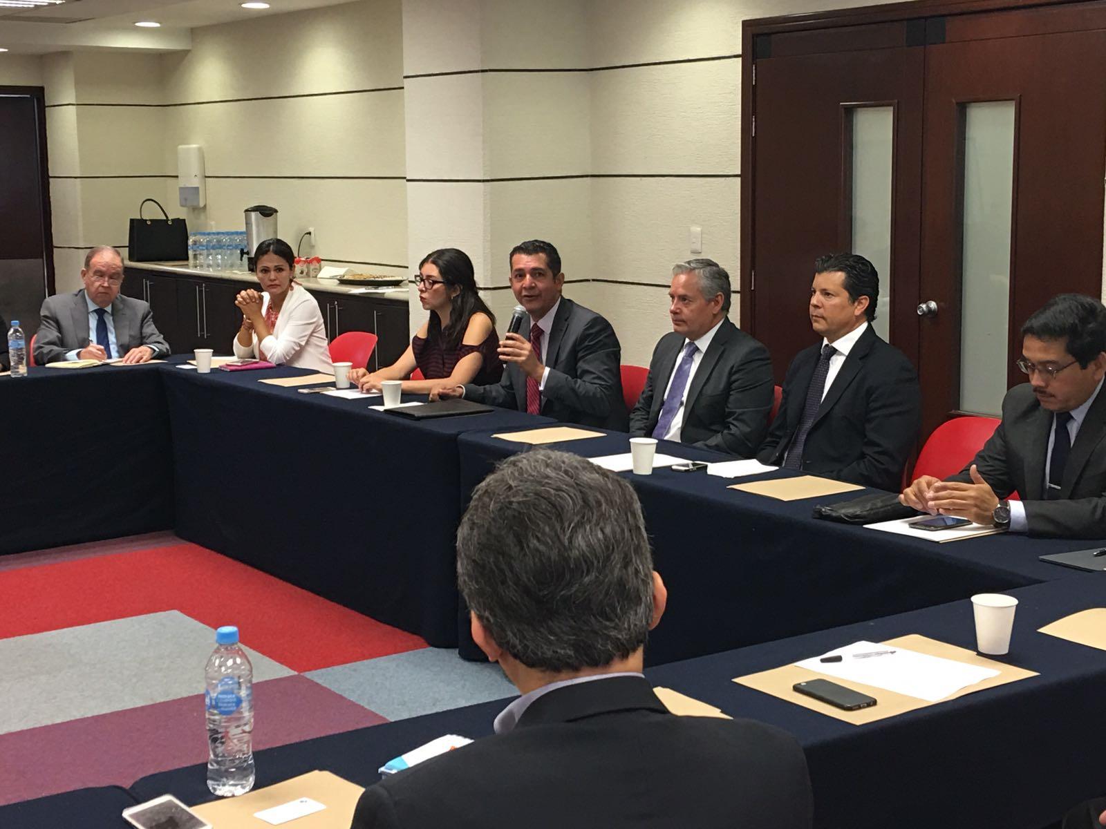 Se Re Ne El Nodo Jalisco Para Concretar Acciones En Favor De Los Mexicanos Calificados