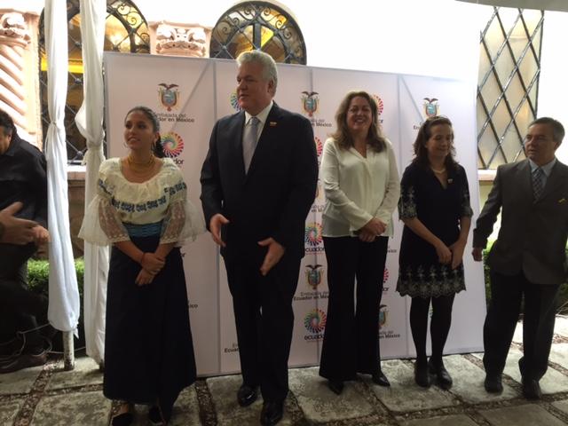 FIESTA NACIONAL DEL ECUADOR