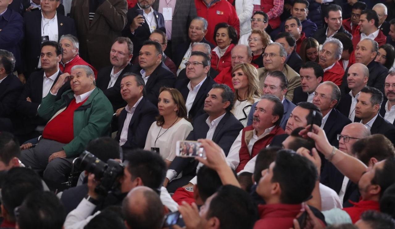 ENTREVISTA AL DOCTOR ENRIQUE OCHOA AL TÉRMINO DEL REGISTRO DE JOSÉ ANTONIO MEADE COMO PRECANDIDATO DEL PRI A LA PRESIDENCIA DE LA REPÚBLICA