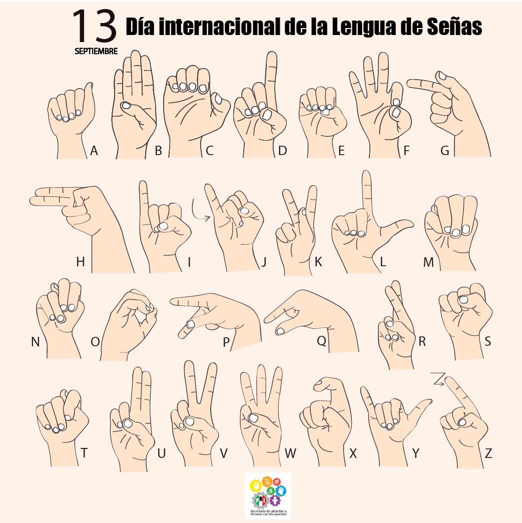 Día Internacional de la Lengua de Señas
