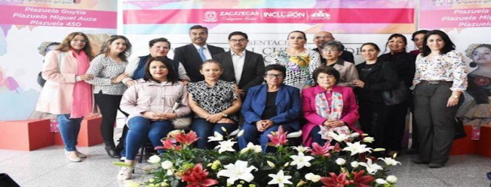 Todo listo para el Festival Cultural de Arte y Discapacidad en Zacatecas