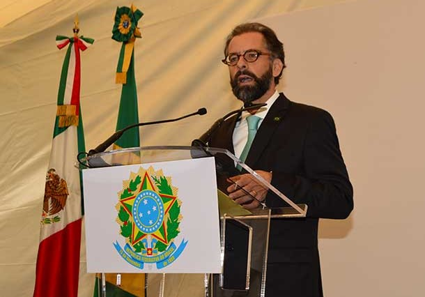 CELEBRACIÓN DEL DÍA DE LA INDEPENDENCIA DE BRASIL.