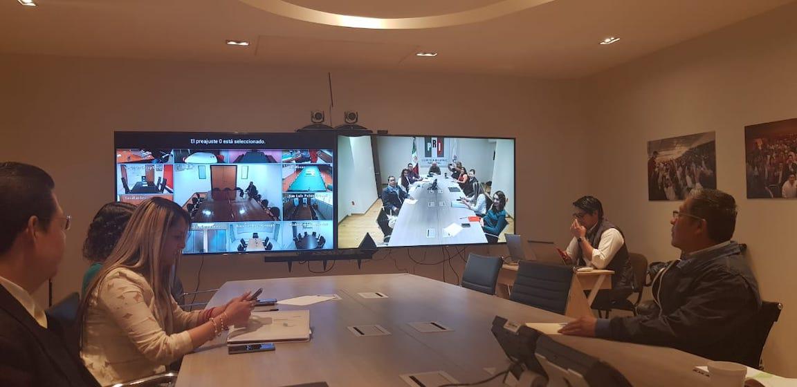 Videoconferencia con los Comités de VSC Estatales.