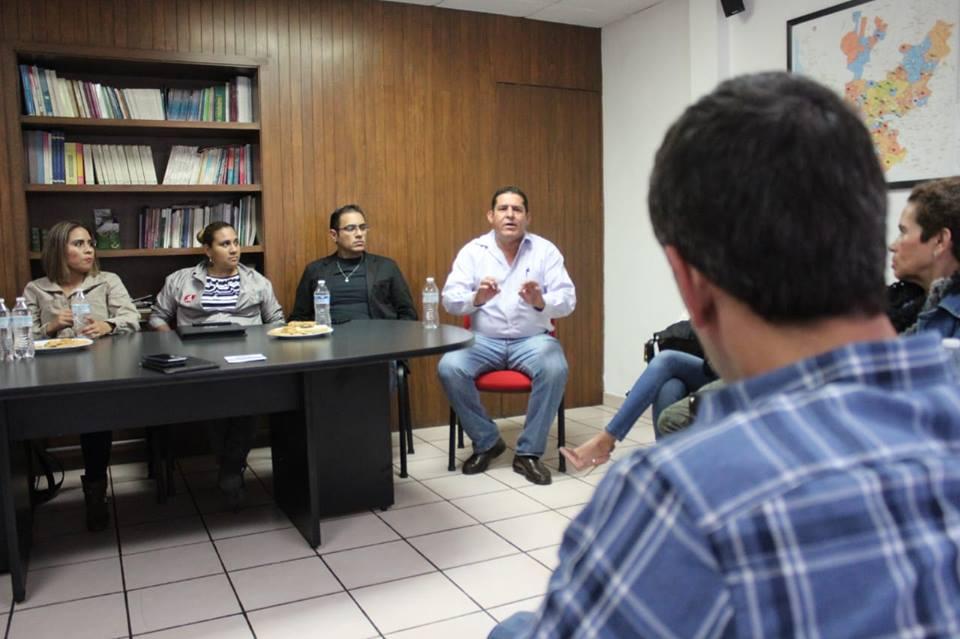 Reunión con militancia de Jalisco