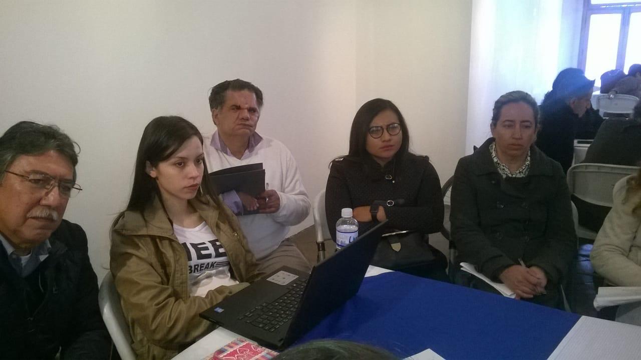 Nuestro Secretario Daniel Serrano participa en el Foro de Consulta Municipal de Salud en SLP