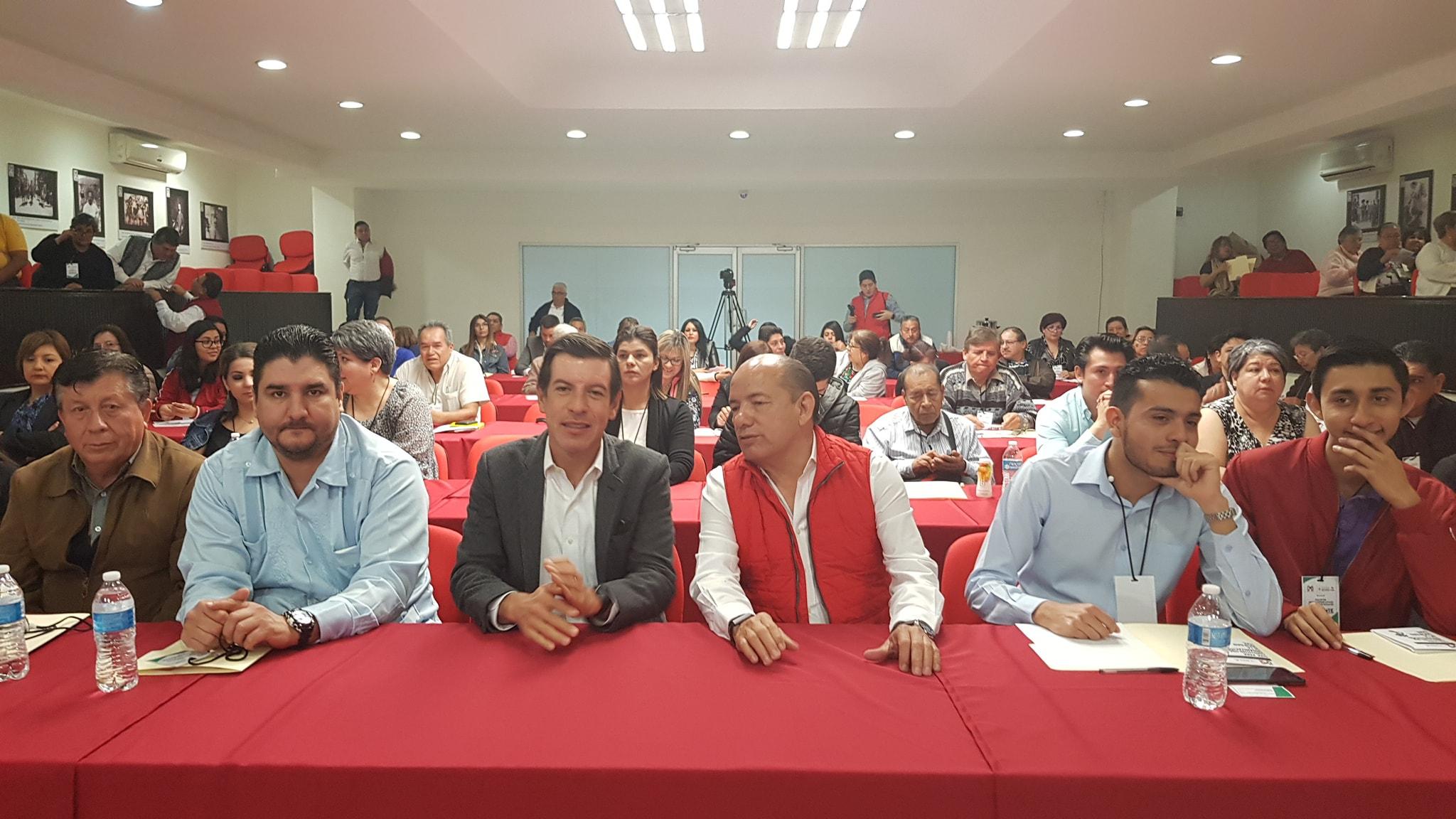 Gira de trabajo por Nuevo León