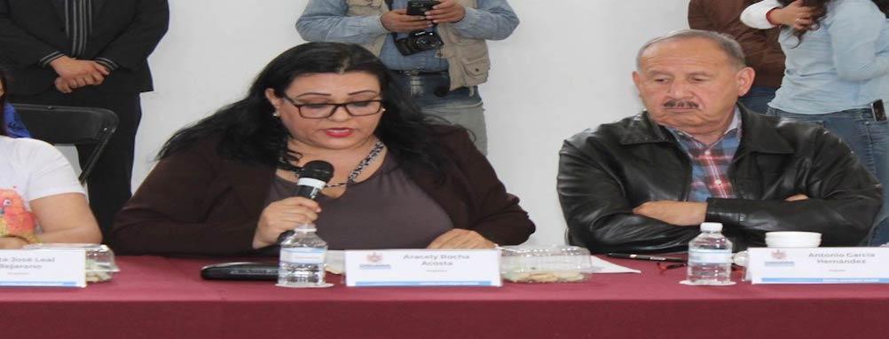 PROPONE REGIDORA DEL PRI IGUALDAD Y BENEFICIOS A LA DISCAPACIDAD