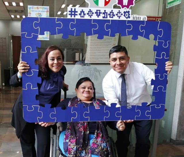 Día Mundial de Concienciación sobre el Autismo.