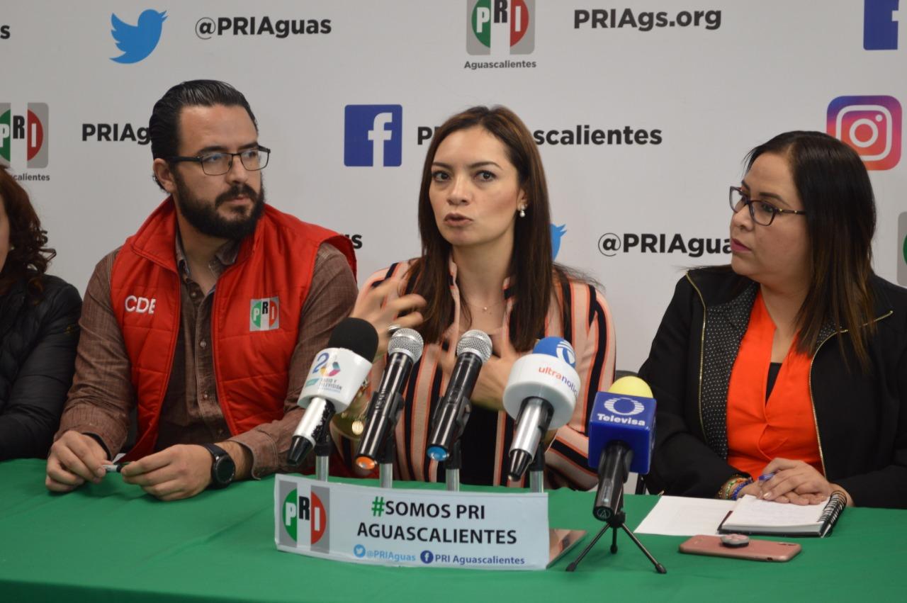 Arranca en Aguascalientes el curso taller: red de emprendedores sociales del CEN del PRI