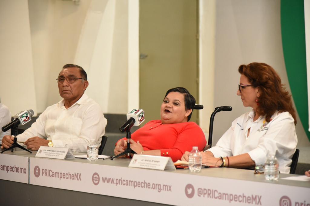 CAMPECHE FIRMA EL «DECÁLOGO PRI INCLUYENTE»