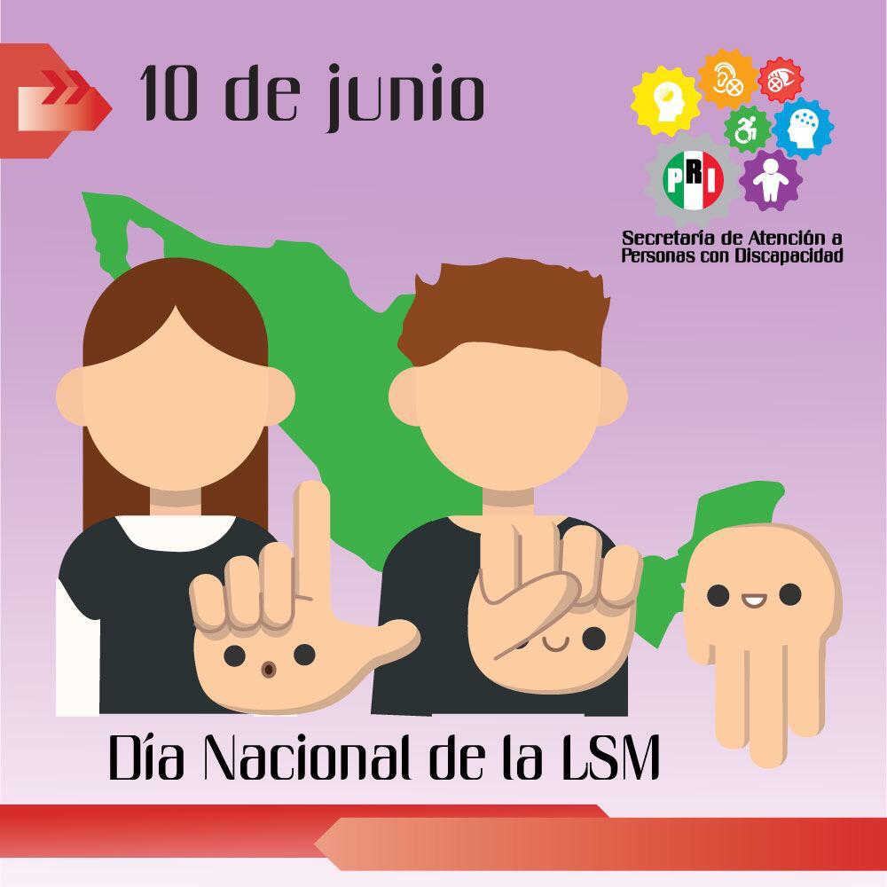 Día de la Lengua de Señas Mexicana