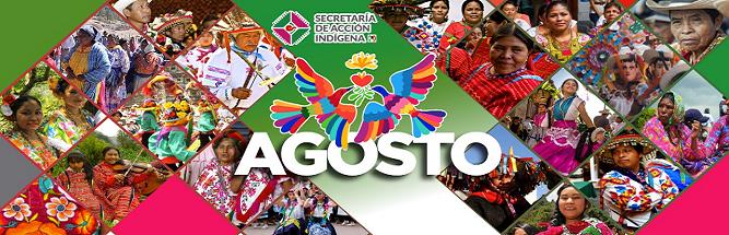 Agosto Día Internacional de los Pueblos Indígenas