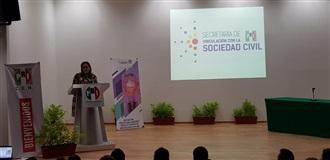 CAPACITACIÓN PARA EL FORTALECIMIENTO DE ORGANIZACIONES DE LA SOCIEDAD CIVIL