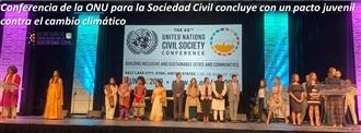 Declaración final de la 68ª Conferencia de la Sociedad Civil de las Naciones Unidas width=