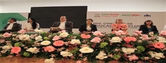 Se efectuó el segundo Congreso de Educación Inclusiva width=
