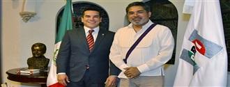 Jesús Guadalupe Fuentes Blanco es designado como Secretario de Acción Indígena width=