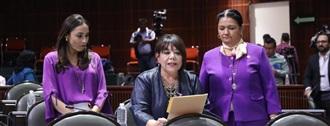 Pide Martha Garay que servicios financieros sean accesibles y adaptados a las personas con discapacidad width=
