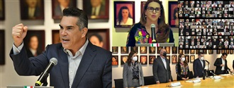 SESIONA DE MANERA VIRTUAL EL CONSEJO POLÍTICO NACIONAL DEL PRI width=