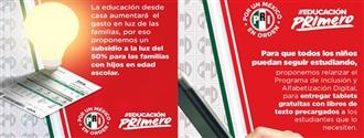 #EducaciónPRImero width=