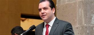 SECRETARIO DE GESTIÓN SOCIAL DEL COMITÉ EJECUTIVO NACIONAL, SENADOR ROBERTO ARMANDO ALBORES GLEASON width=
