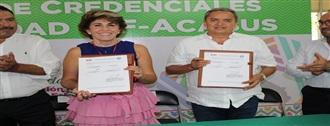 DIF Guerrero y Cinépolis firman convenio para emplear a personas con discapacidad width=
