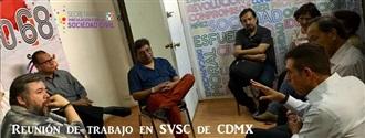 Reunión de trabajo con CDE de VSC de la CDMX width=