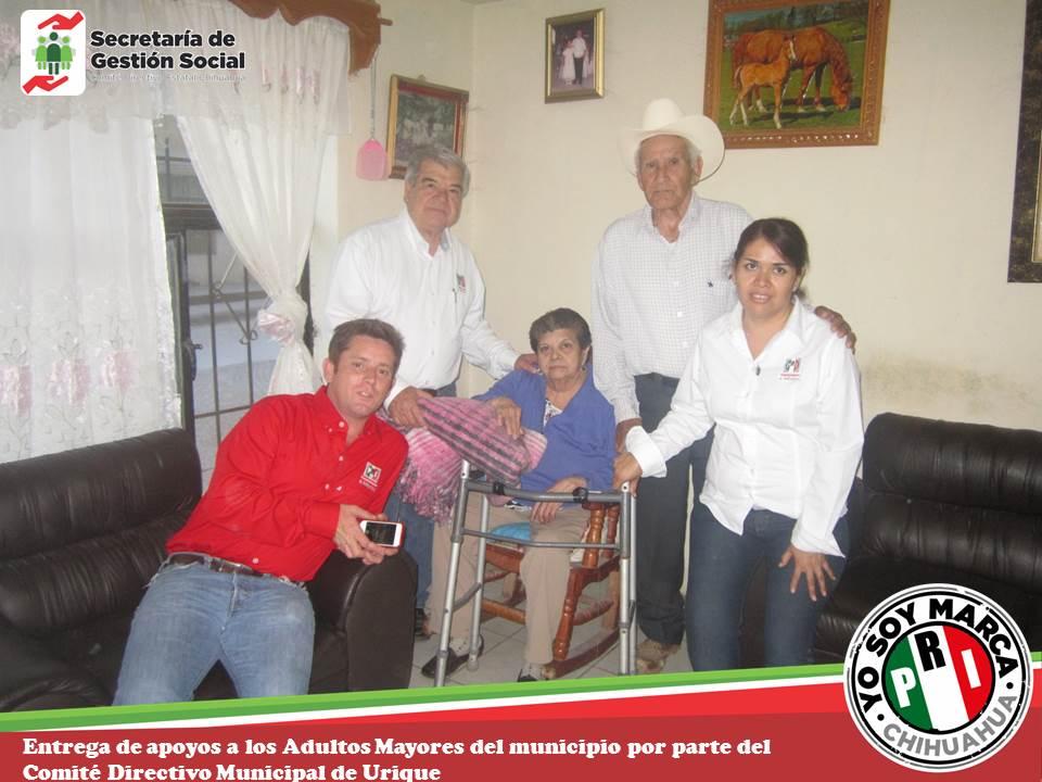 ACTIVIDADES DE OCTUBRE DE LA SECRETARIA DE GESTIÓN SOCIAL DEL CDE-CHIHUAHUA