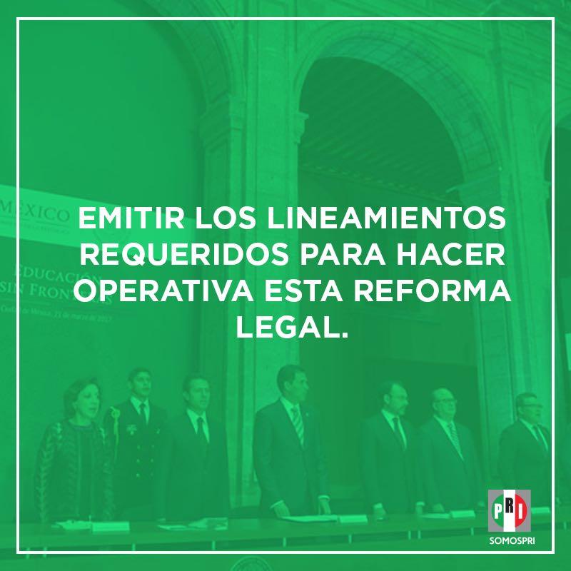 MÉXICO SIMPLIFICA EL INGRESO DE DREAMERS; PRESIDENTE PEÑA NIETO PROMULGA REFORMA A LEY DE EDUCACIÓN