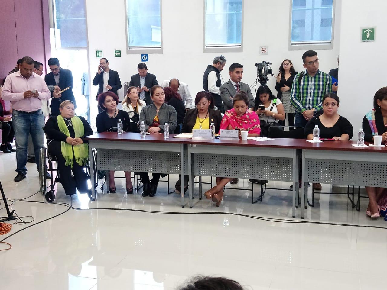 Reunión de Instalación de la Comisión de Grupos Vulnerables de la Cámara de Diputados