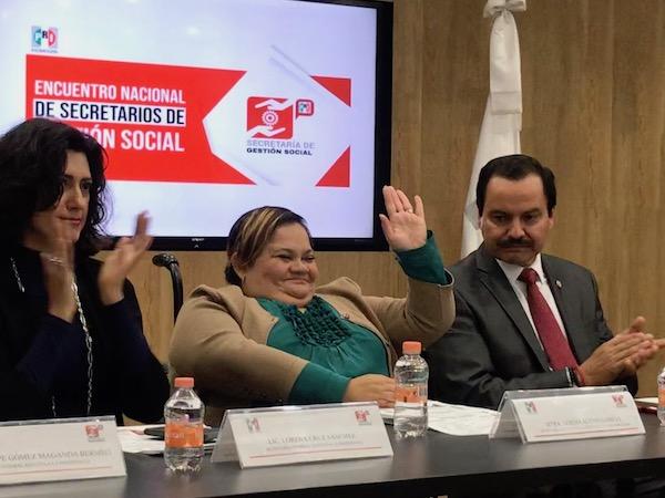 Reunión Nacional de Secretarios de Gestión Social