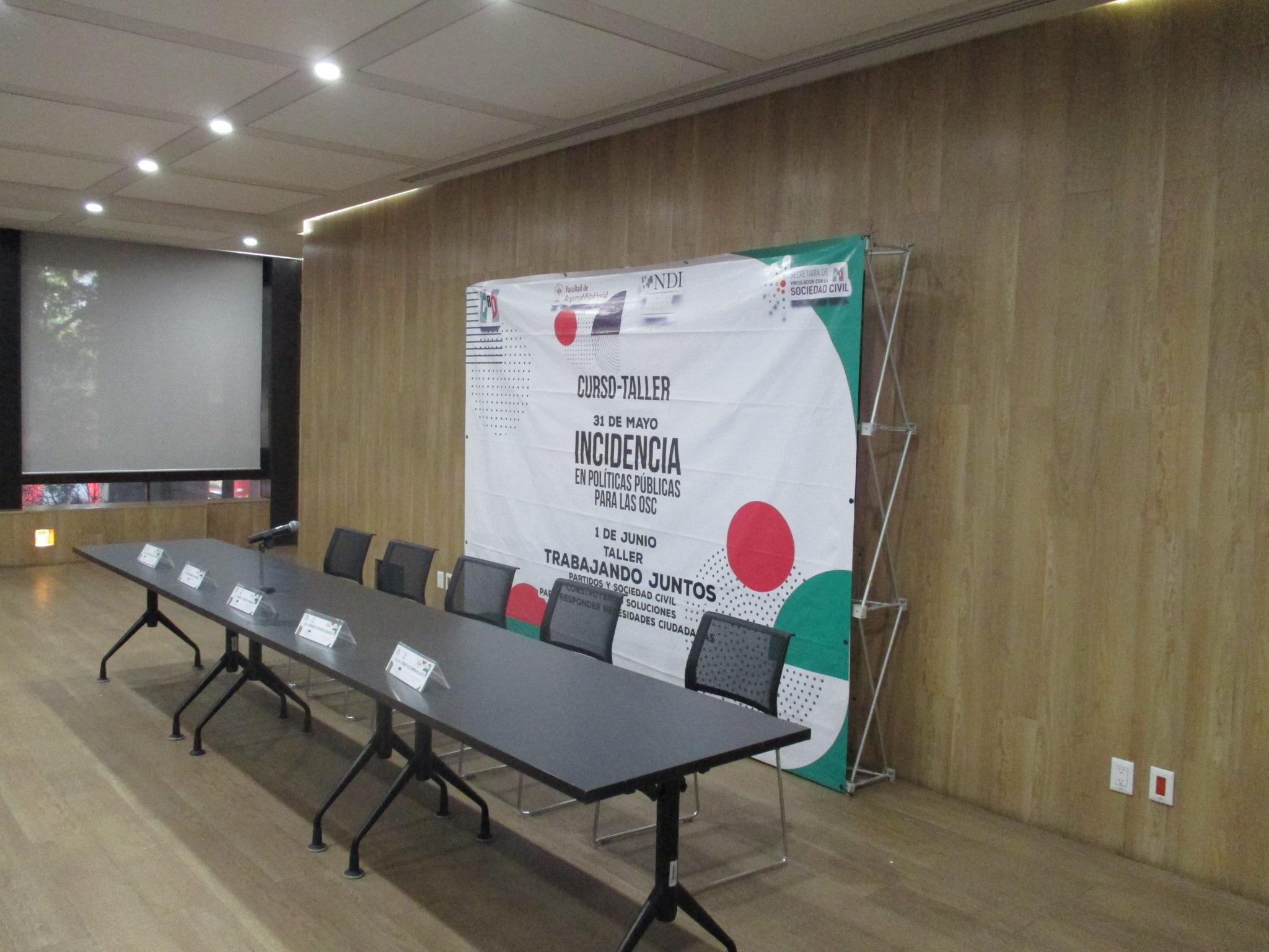 Incidencia de las Políticas Públicas para las OSC y Relaciones Efectivas Entre Partidos Políticos y Sociedad Civil