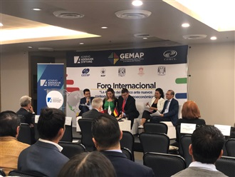 """Foro Internacional """"La Alianza del Pacífico ante nuevos contextos geopolíticos y geoeconómicos"""""""