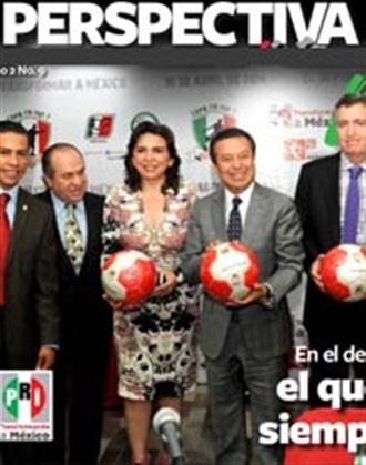PERSPECTIVA PRIISTA - En el deporte como en la política el que debe ganar siempre es México