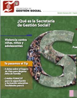Boletín Número 001 / Septiembre 2013