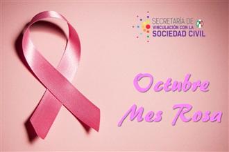 Detecta a tiempo el cáncer de mama
