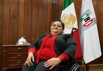 Lograr un México incluyente, donde nadie se quede atrás, meta del PRI Nacional: Norma Aceves