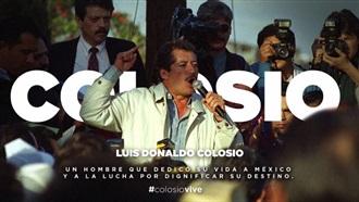 """Luis Donaldo Colosio Murrieta: """"Su Legado está más Vigente que Nunca en Tiempos de Apertura y Democratizac..."""