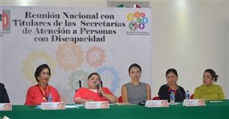 Mensaje de la Secretaria Norma Aceves en el marco de la Reunión Nacional de Secretarios